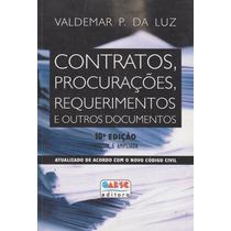 Contratos, Procurações, Requerimentos E Outros Documento