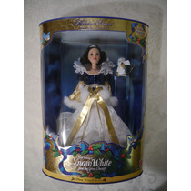 Barbie Branca Neve Disney Princess - Snow White Mattel