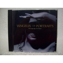 Cd Vangelis- Portraits