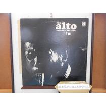 Lp: Anthony Braxton / For Alto + 4 Albuns Importados