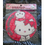 Lindo Mouse Pad Da Hello Kitty 18 Cm Redondo