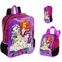 Kit Mochila Monster High( Costas)+ Lancheira+ Estojo