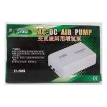 Compressor Ar P/ Aquário Acdc Recarregável Lt201s 100-240v