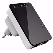 Repetidor Extensor Wifi Amplificador Sinal Internet Wireless