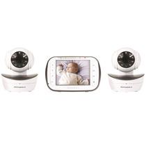 Babá Eletrônica Motorola Mbp43-2 Wireless Com 2 Cameras Nova