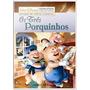 Dvd Os Três Porquinhos - Novo Lacrado Original