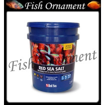 Red Sea Sal Salt 22kg Aquario Marinho Fish Ornament