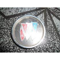 Emblema Acrilico P/ Buick Antigo Brasão Adorno Raro