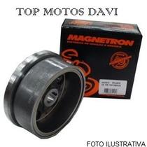 Volante Magneto De Bobinas Moto Honda Titam 150 Ks Nxr Bros