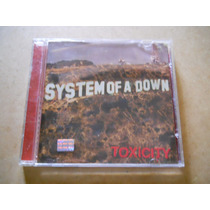 System Of A Down - Toxicity - Cd