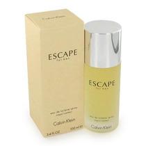 Perfume Escape 100ml Edt Masculino Ck 100% Original Promoção