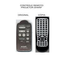 Controle Projetor Samsung Bp59-00135a Sharp 32s Toshiba Sp1
