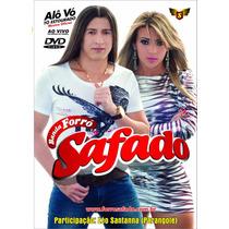 Dvd Forró Safado Em Ribeira Do Pombal Ba Original + Frete G