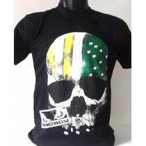 Camisa Camisesta Bad Boy Pretorian Ufc Jiu Jitsu Mma Jaco