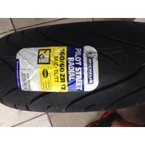 Pneu Michelin Pilot Street Radial 160/60-17 Xj6