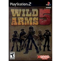 Wild Arms 5 Series 10 Th Anniversary Edition Lacrado Raro