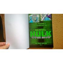 Os Maiores Clássicos Do Incrível Hulk Vol. 1 - Panini