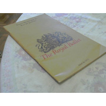 O Lago Dos Cisnes The Royal Ballet - Programa Souvenir 1973