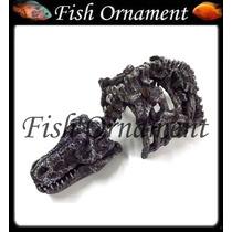 Enfeite Resina Soma Action Dinossauro Grande Fish Ornament
