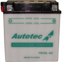 Bateria Moto 12ah Yb10l-a2 Autotec Gs500 Virago Intruder 250