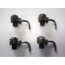 Bicos(jet-cooler)injetor Oleo Do Bloco Motor L200 Triton 3.2