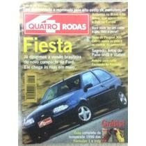 Quatro Rodas Mar 96 428 Fiesta Towner Ibiza Peugeot