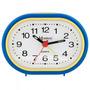 Relógio Despertador Herweg 2592 149 Analógico - Refinado