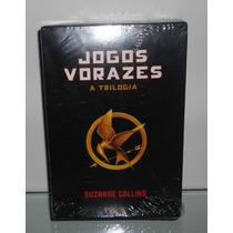 Box Trilogia Jogos Vorazes - Frete 15,00