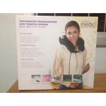 Travesseiro Massageador Com Terapia Sonora - Relax Medic