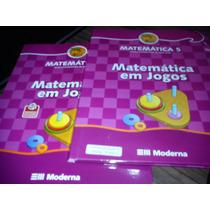 Matemática 5 Em Jogos Projeto Buriti