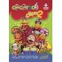 Dvd Original - Cocoricó - Clipes Musicais 2