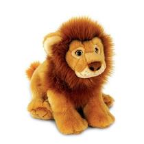 Leão Africano Elegance Pelucia Nova Rara Alex Madagascar