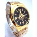 Relógio Maçonaria - 100% Original - Maçônico - Maçon