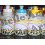 50 Squeezes Personalizados Semi Transparentes C/ Brinde