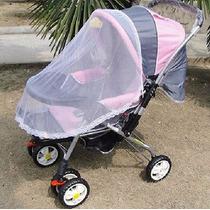 Mosquiteiro Rede Tela Para Carrinho Bebê Contra Zika Vírus