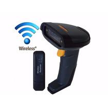 Leitor De Código De Barras Bluetooth Sem Fio + Brinde