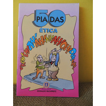 Livro 50 Piadas - Donaldo Buchweitz