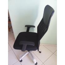 Cadeira Detroit Office Net Nova Na Caixa!