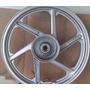 Par De Roda S/ Disco Honda Cbx200 Strada - Original - Usado