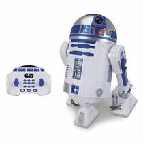 Boneco Robô R2d2 C/ Controle Remoto 40cm Star Wars - Toyng