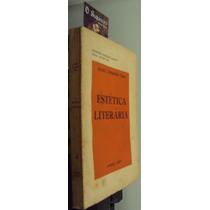 Estética Literária - Alceu Amoroso Lima - 1ª Edição