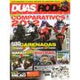 Duas Rodas N°435 Dez/2011 Cbr 600f Xj6 Gsx 650f Gt-r650 Er-6