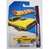 71 Dodge Challenger Hot Wheels 2013