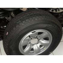 Roda E Pneu Estp Toyota Hyllux Valor 800,00 Novo