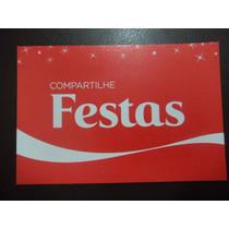 Cartão Postal Da Coca-cola E Restaurante Spoleto