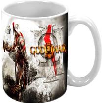 God Of War 3 Ps3 - Caneca Personalizada