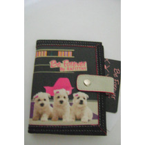 Lançamento Carteira Rafitthy Be Forever Poodles Ofertão!
