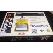 Receptor Century Midia Box Hdtv B1digital Hd + Com Globo Hd