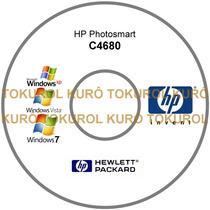 Cd De Instalação Impressora Hp C4680 (xv7) - Frete Grátis