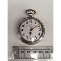 Relógio De Bolso Antigo - Roskopf Patent Sta Gerar
